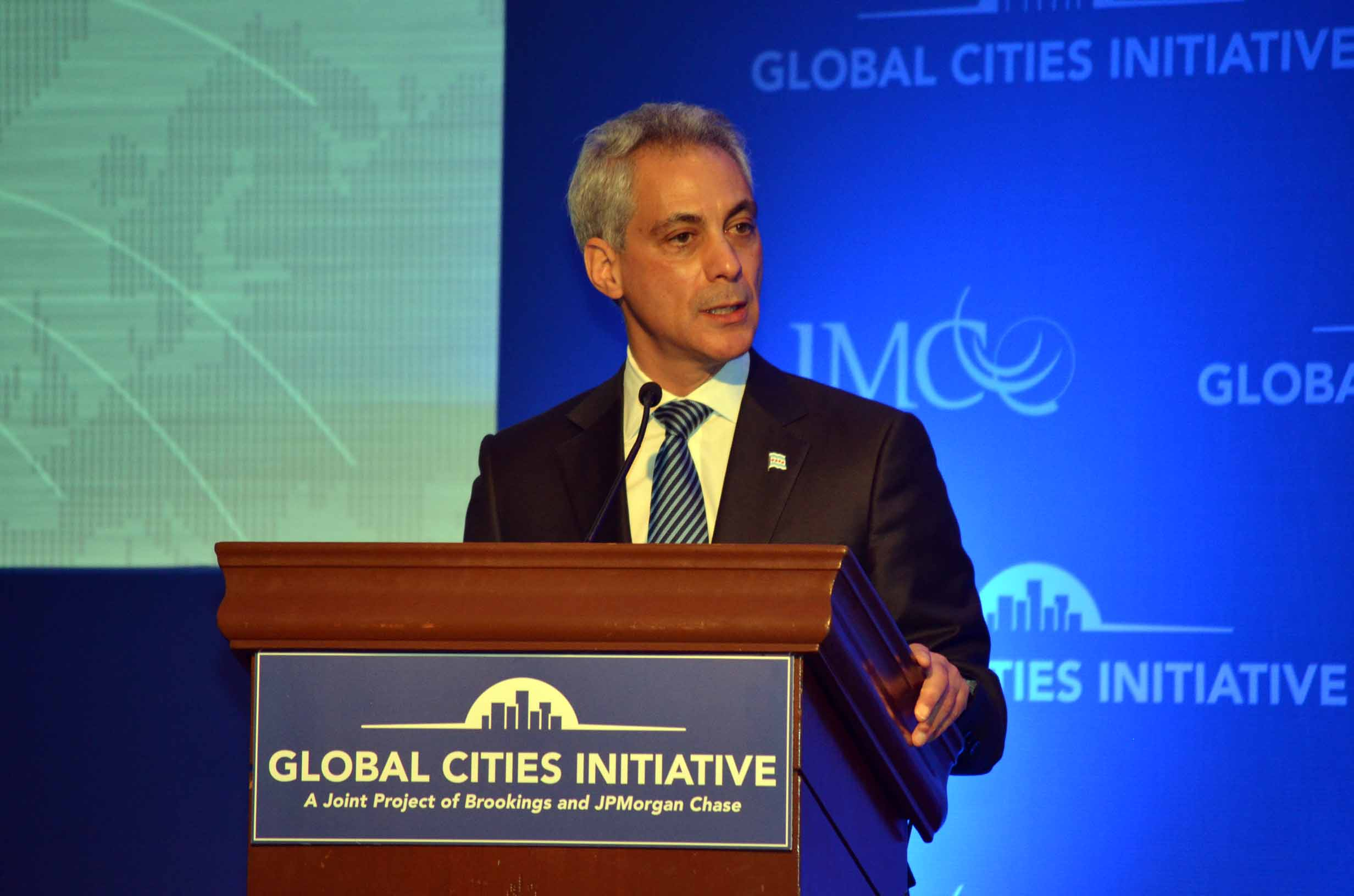 Global cities initiative 9