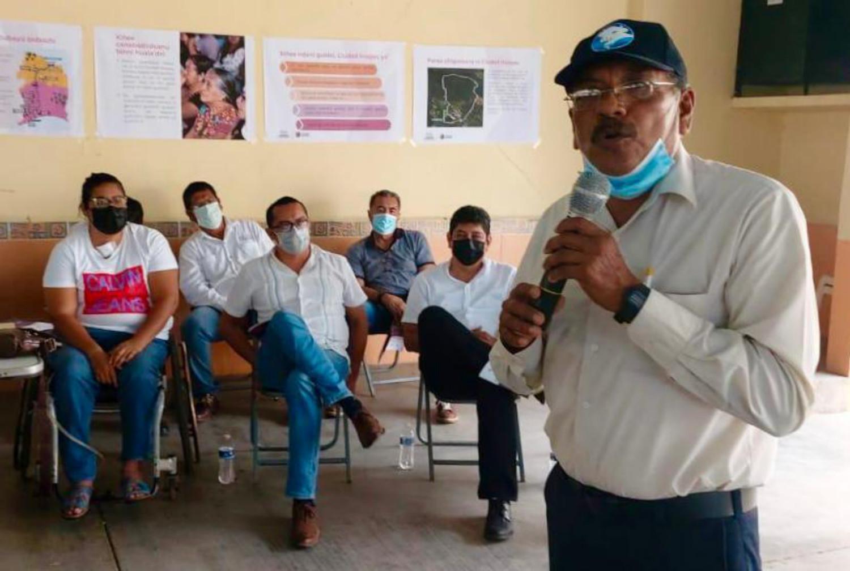 Pueblos indígenas del Istmo de Tehuantepec evalúan Polos de Desarrollo para el Bienestar. INPI
