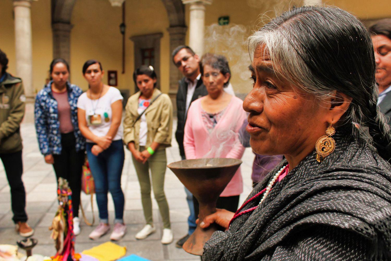 Partería Tradicional, labor fundamental para la salud en los pueblos y comunidades indígenas: INPI.
