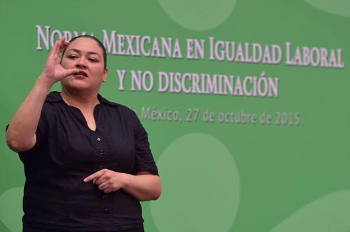 Norma Mexicana Igualdad Laboral cjpg