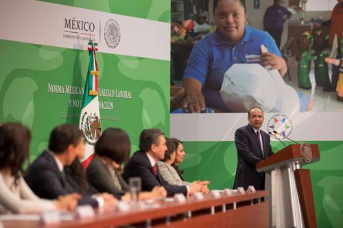 Norma Mexicana Igualdad Laboral djpg