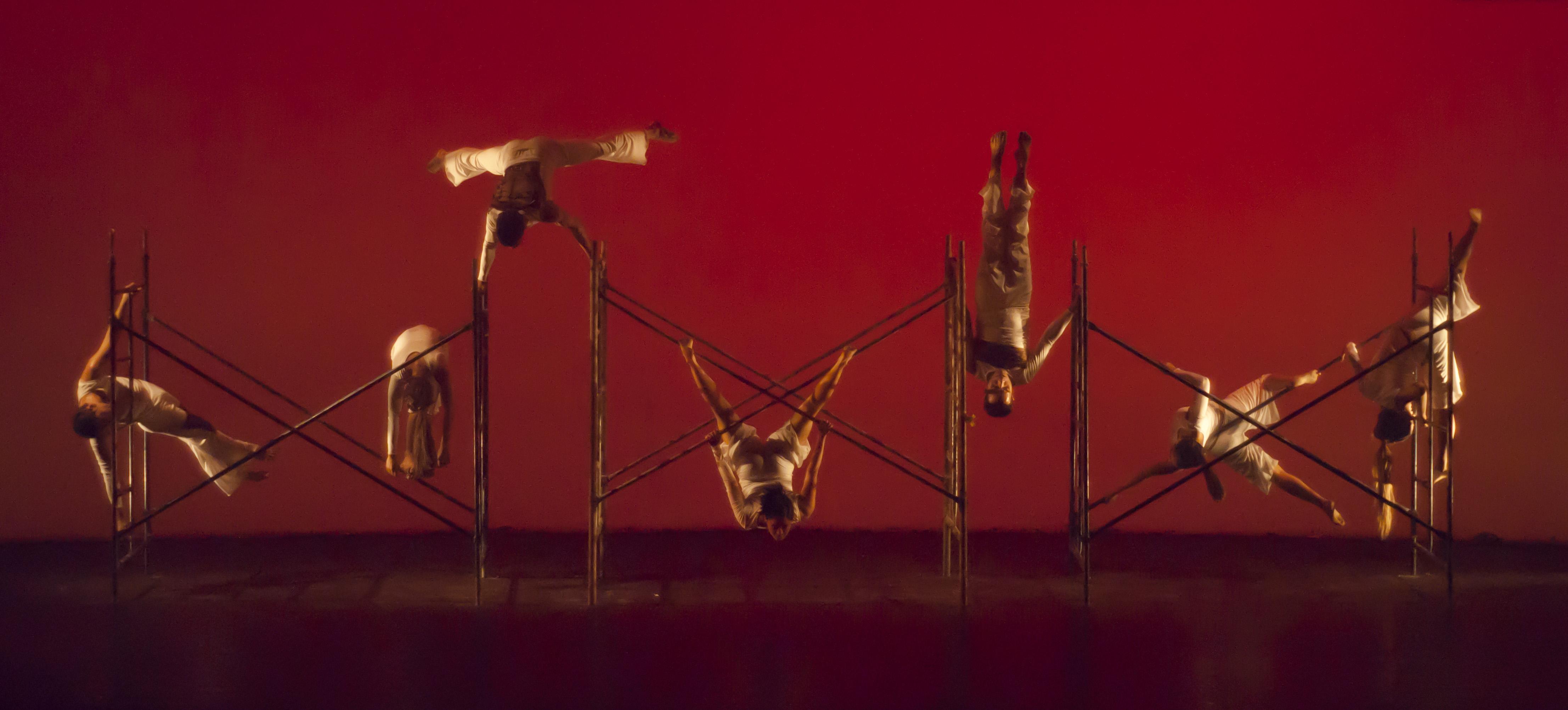Cuerpo Rojo Danza Contemporaneajpg