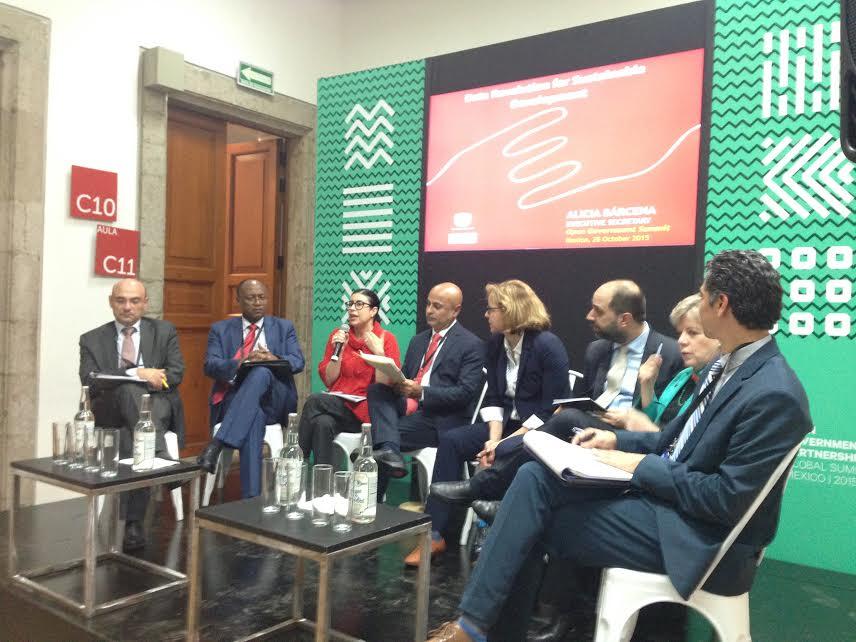 FOTO 1 Cumbre Global de la Alianza para el Gobierno Abiertojpg