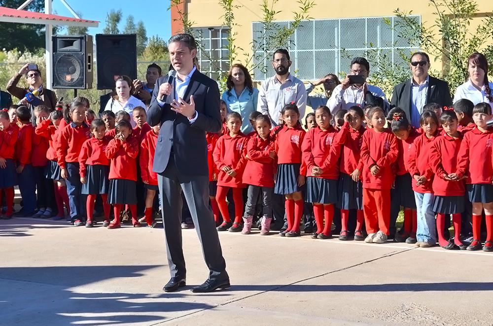 Visita a la Escuela Primaria  Cuitlahuac 3jpg