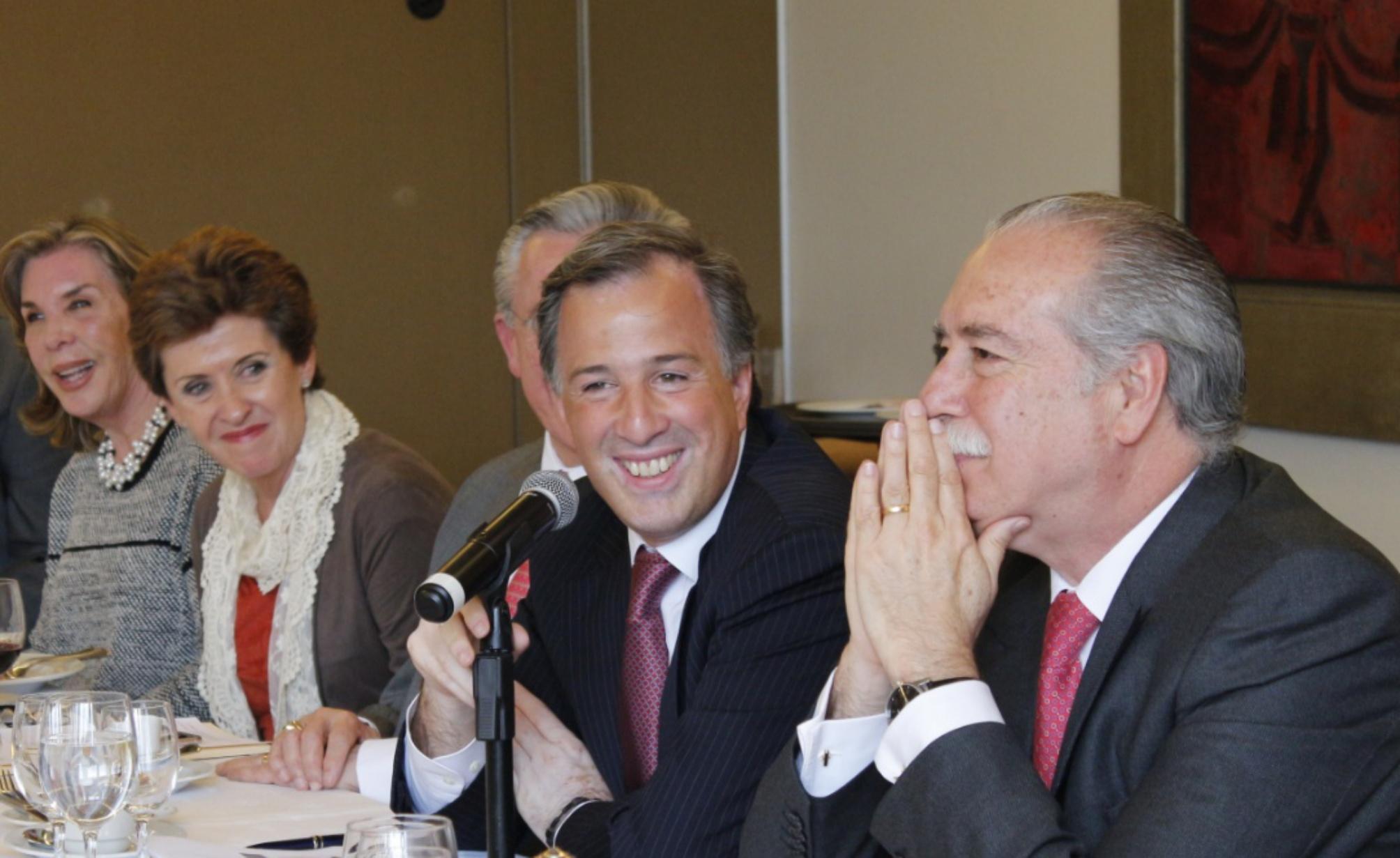 FOTO 2  Secretario Meade en reuni n con el Consejo Directivo del Centro Mexicano para la Filantrop a  Cemefi jpg