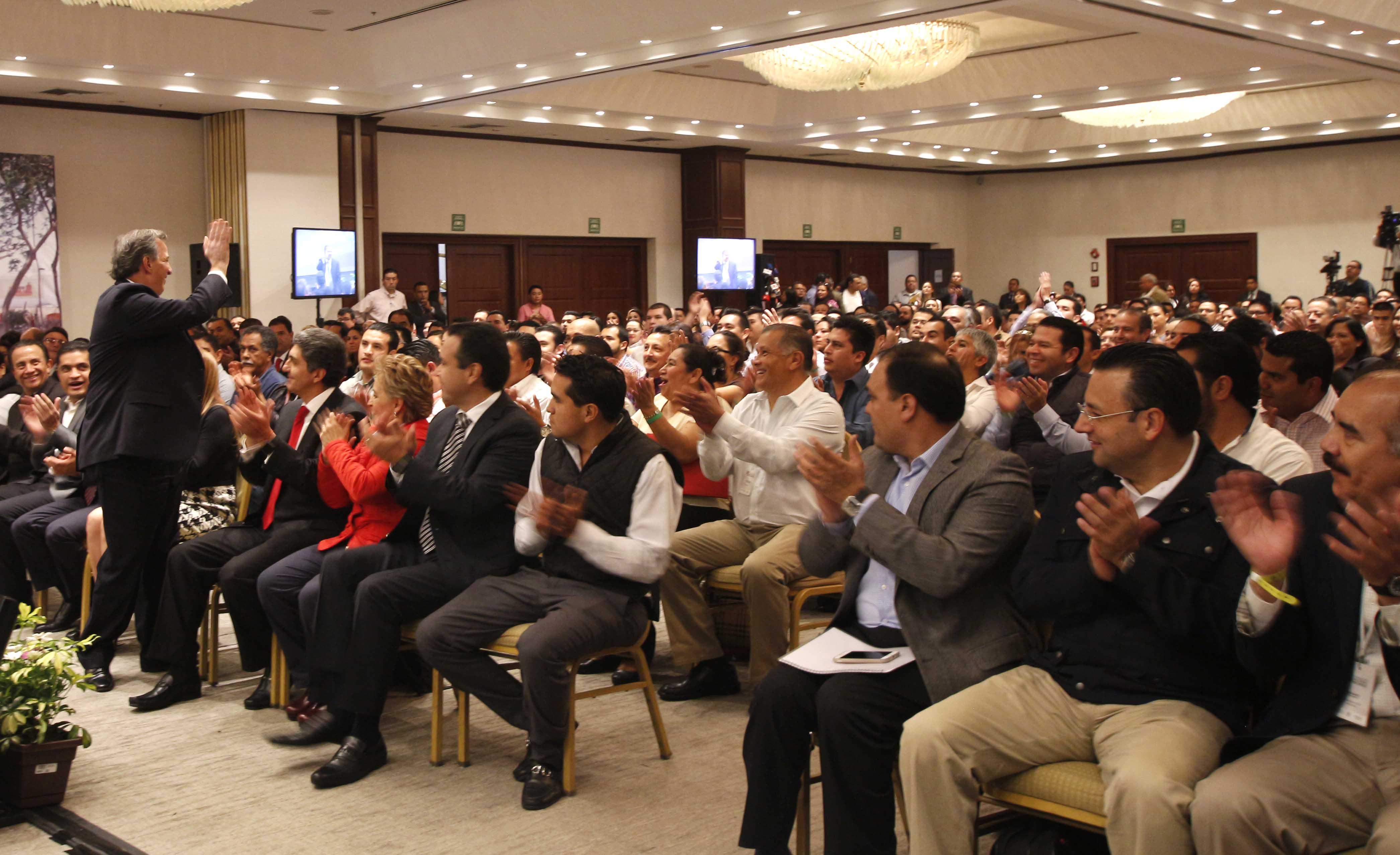 FOTO 1 Secretario Meade durante la Convenci n Nacional Prospera.jpg
