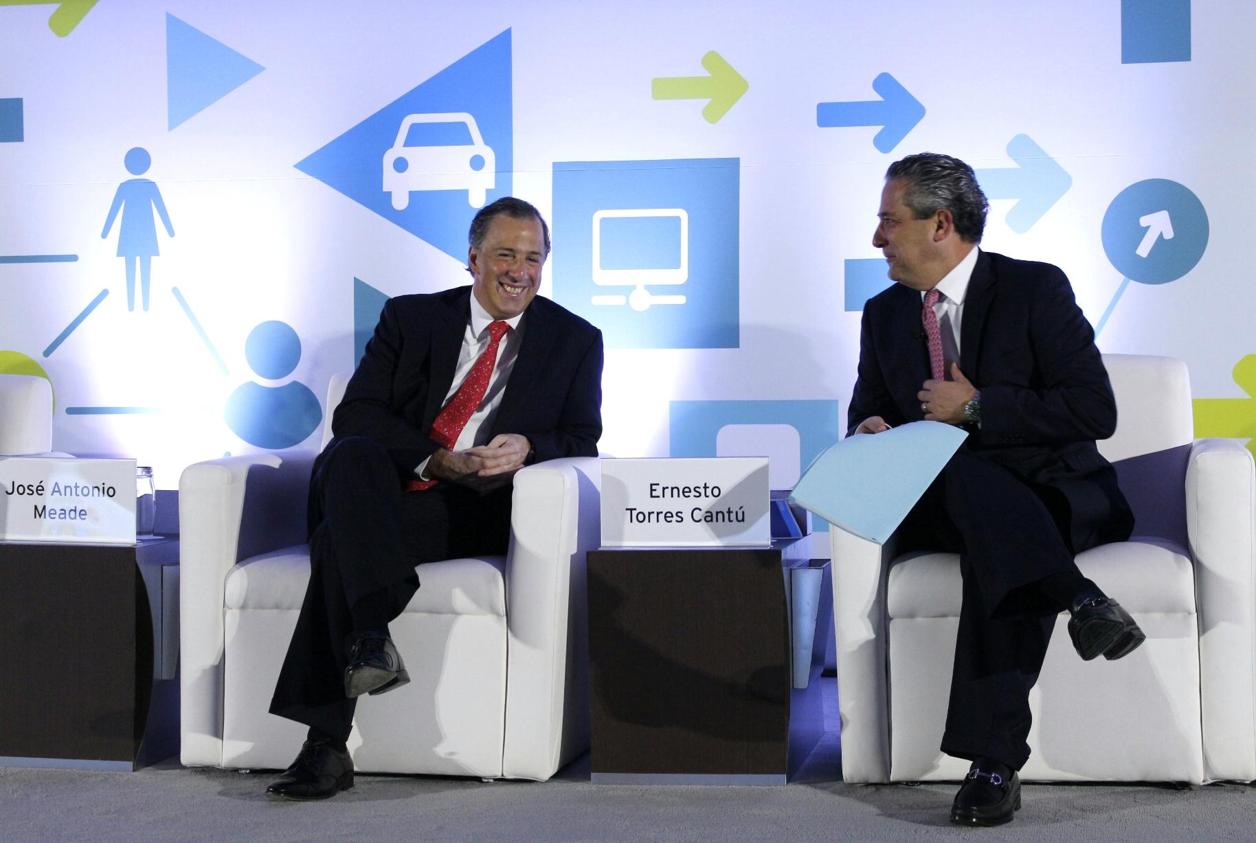 FOTO 1 Secretario Jos  Antonio Meade Kuribre a durante el S ptimo Encuentro de Educaci n Financiera.jpg