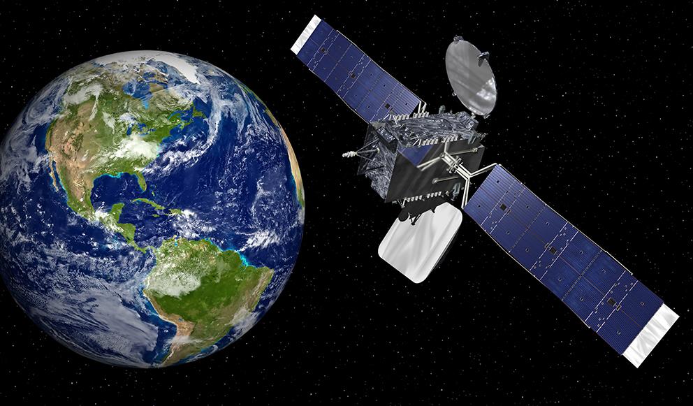 Satelite Bicentenario Desplegadojpg