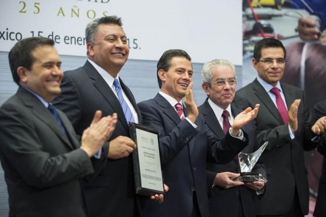 181 Entrega del Premio Nacional de Calidad 2014 642x428jpg