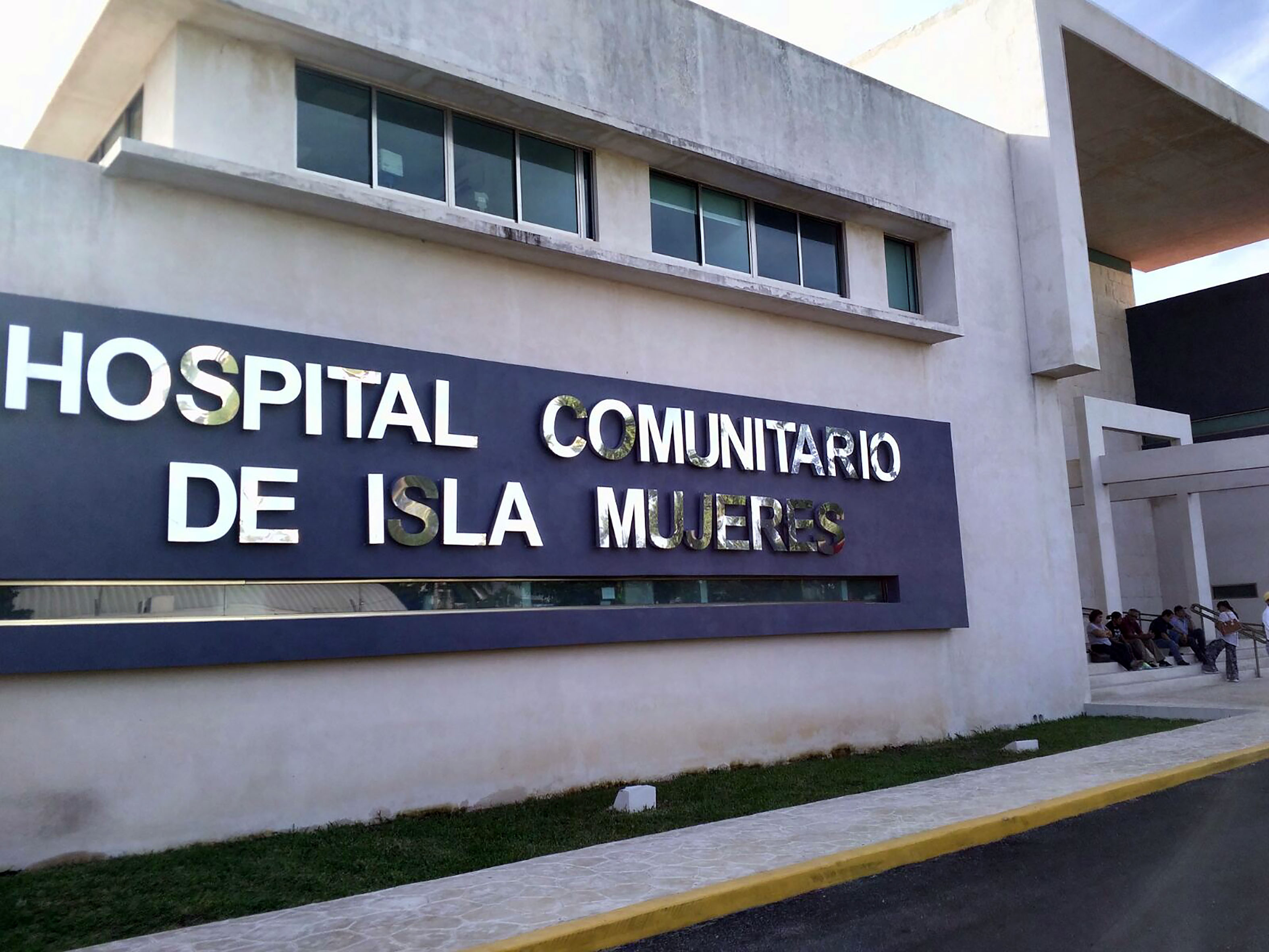 Hospital Comunitario de Isla Mujeres 151215  1 jpg