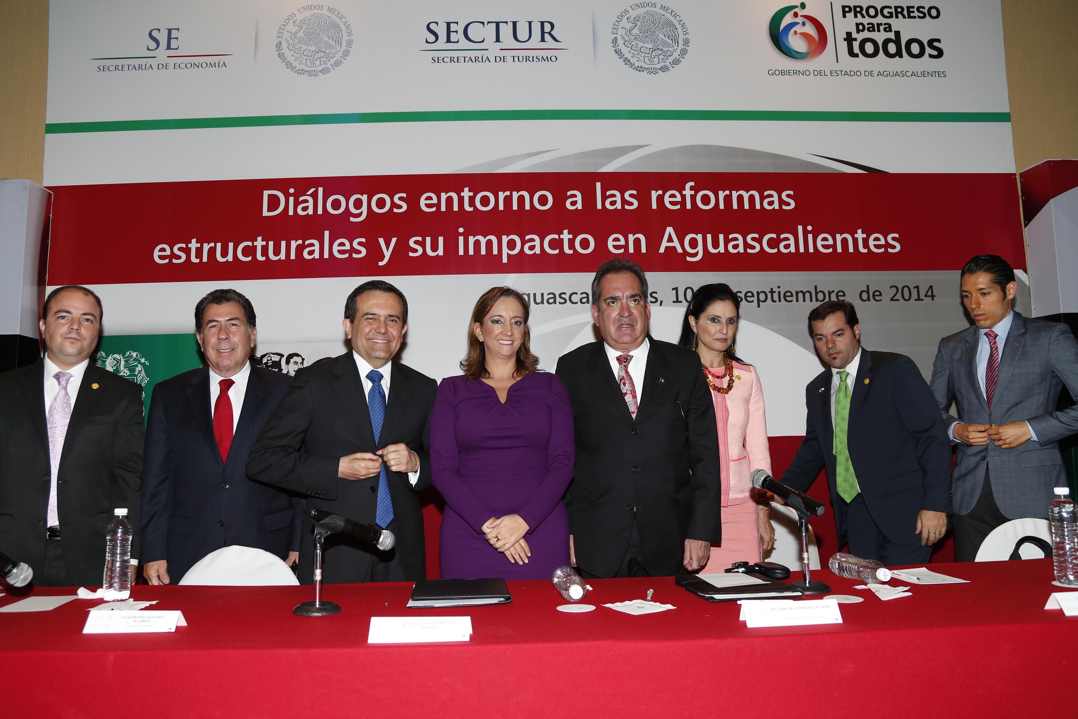 secretaria turismo dialogos reformas estructuralesjpg