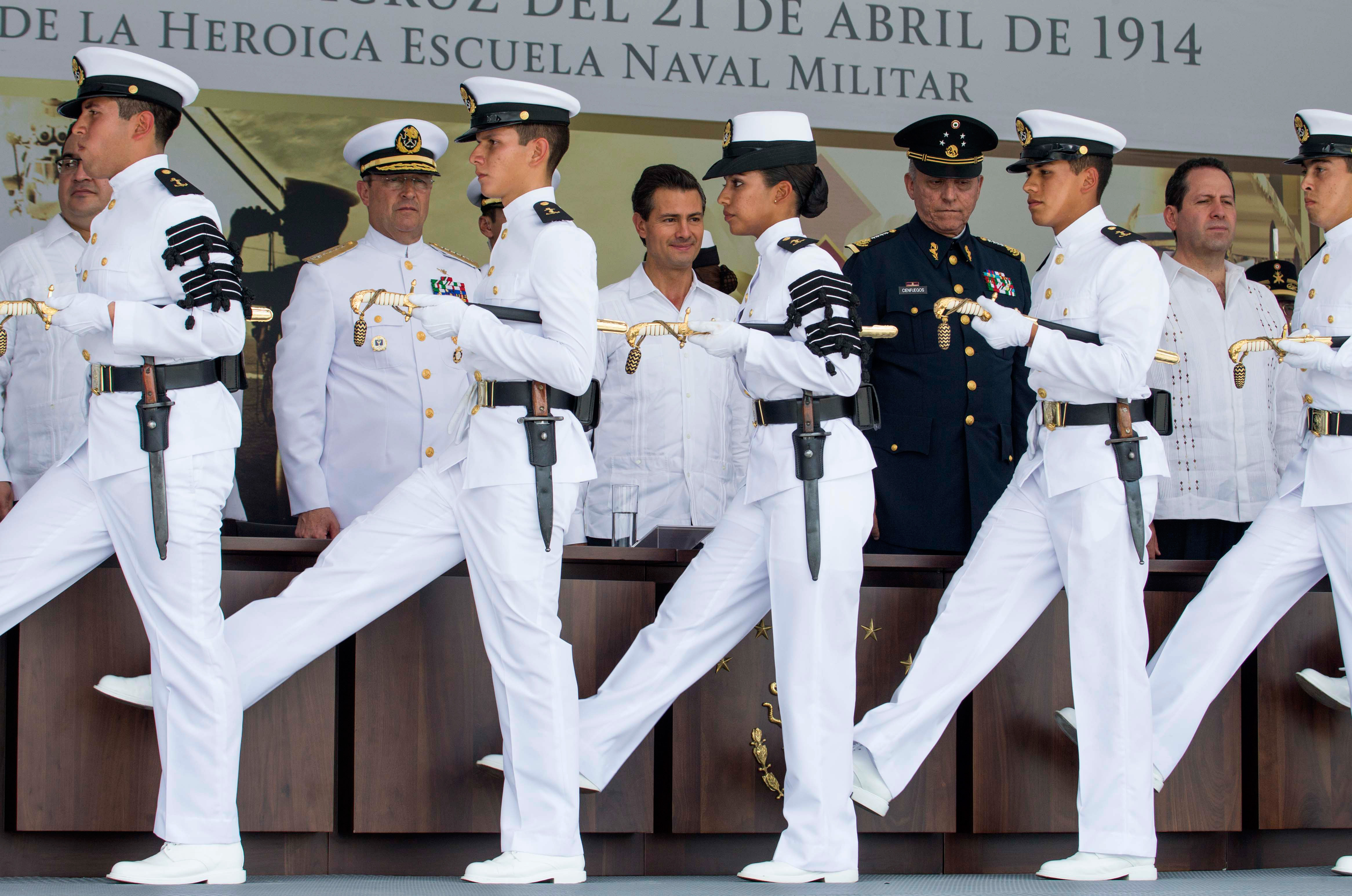 mexican  colombian and chilean marines train in brazil