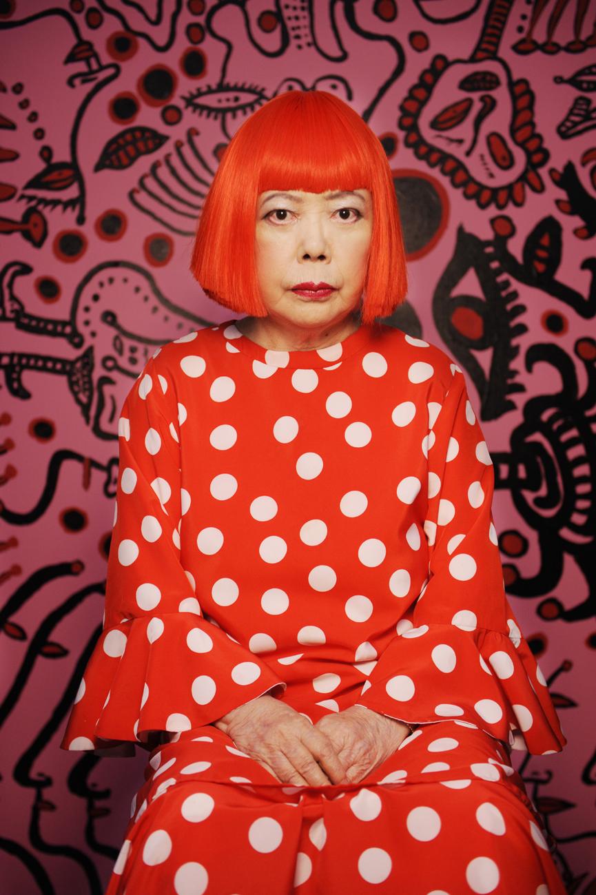 Yayoi Kusama 2011jpg