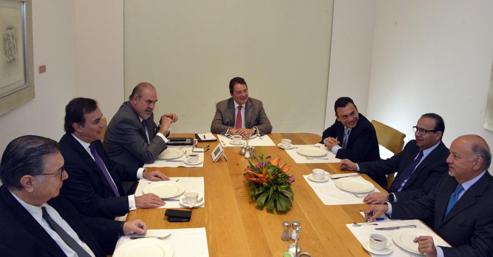 ANP con el presidente del consejo coordinador empresarial 2jpg