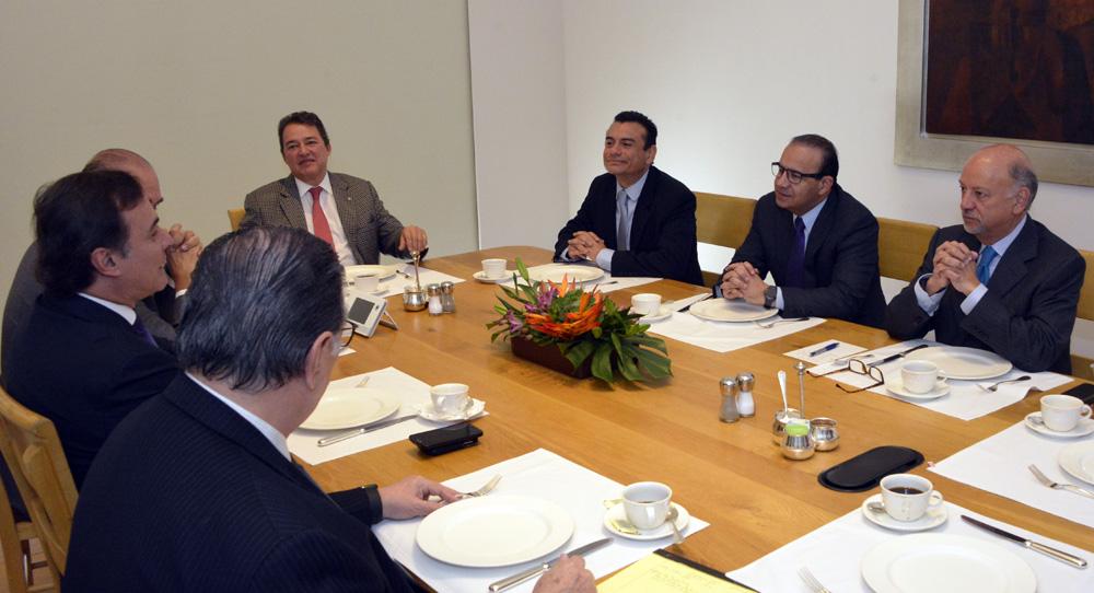 ANP con el presidente del consejo coordinador empresarial 3jpg