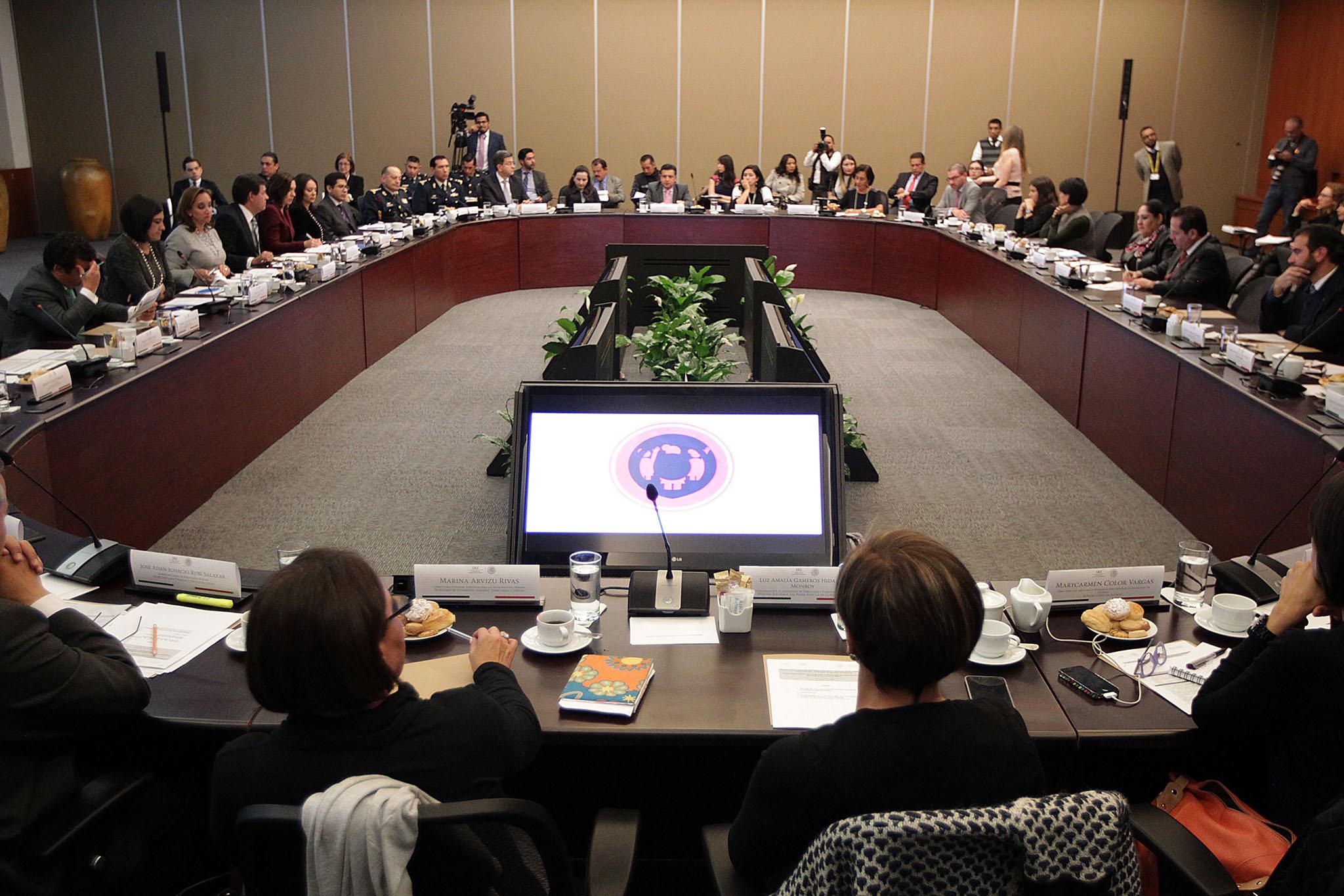 FOTO 3 Reuni n de Coordinaci n Intersecretarial para Atenci n de Obligaciones en Materia de G nero.jpg