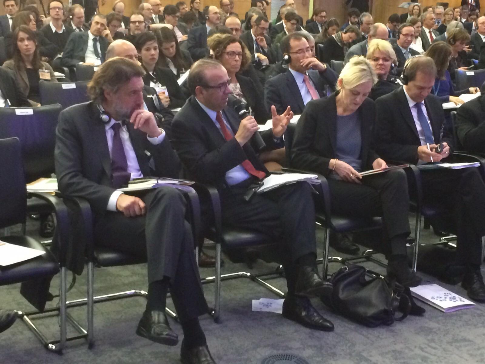 Secretario Navarrete Prida en Foro de Politicas sobre el Futuro del Trabajo de la OCDE 3jpg