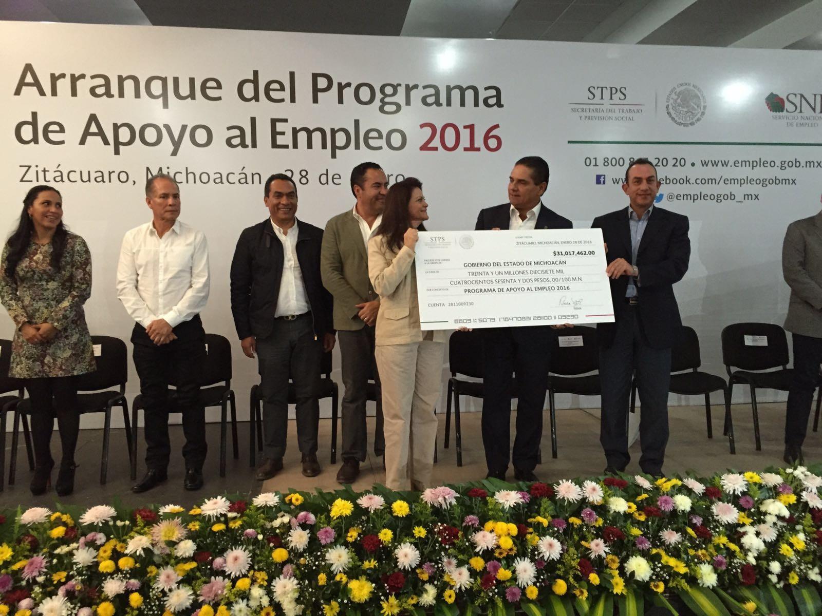 Programa de Apoyo al Empleo Michoacan 5jpg