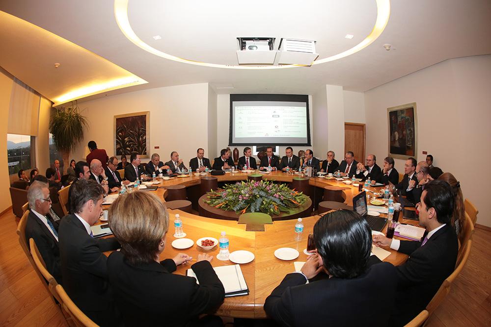 reunion lintegrantes comision ejecutiva 3jpg