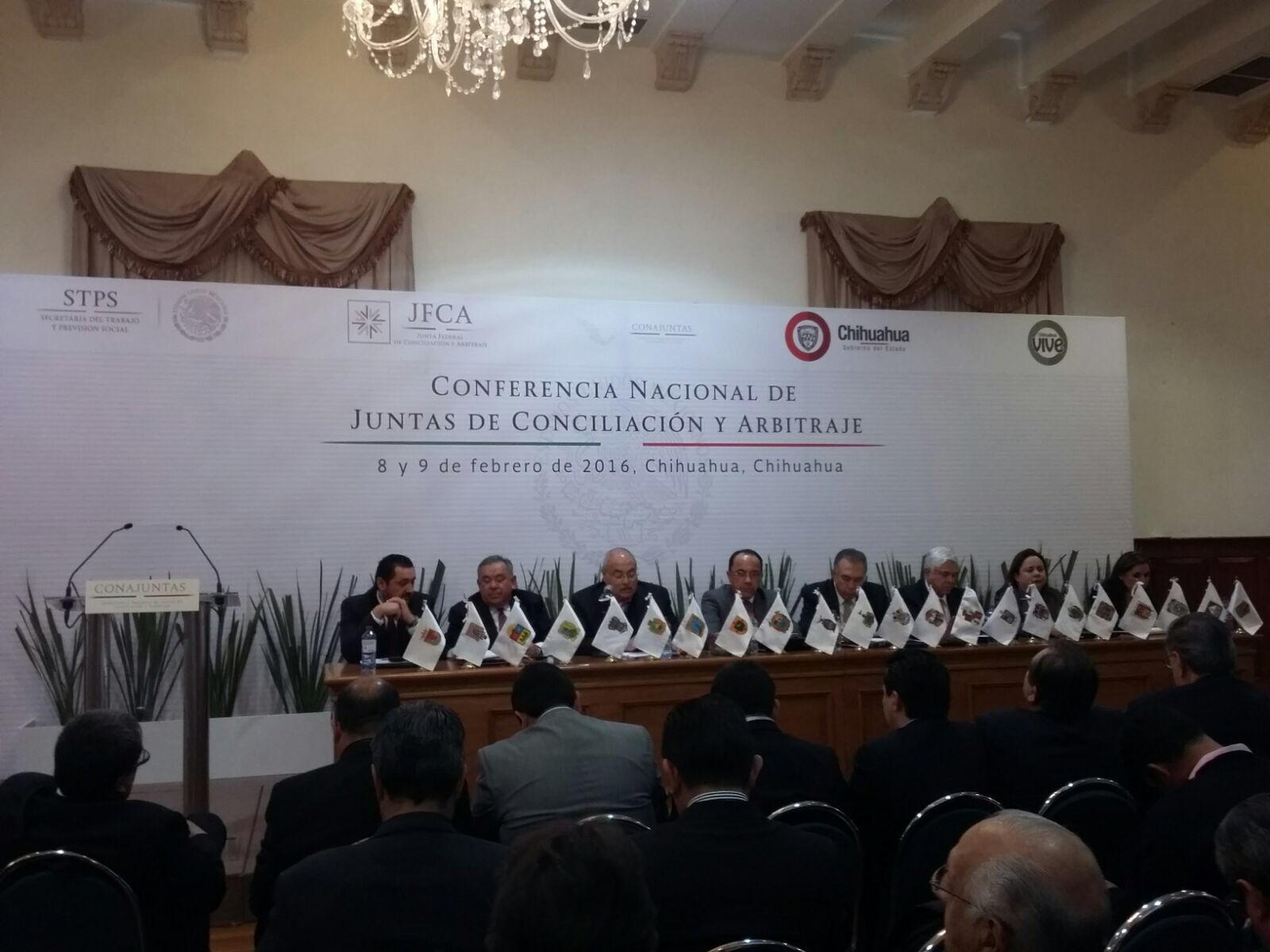 Inicio conferencia nacional juntas de conciliacion 7jpg
