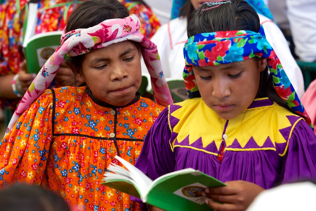 Día Internacional de los Pueblos Indígenas.