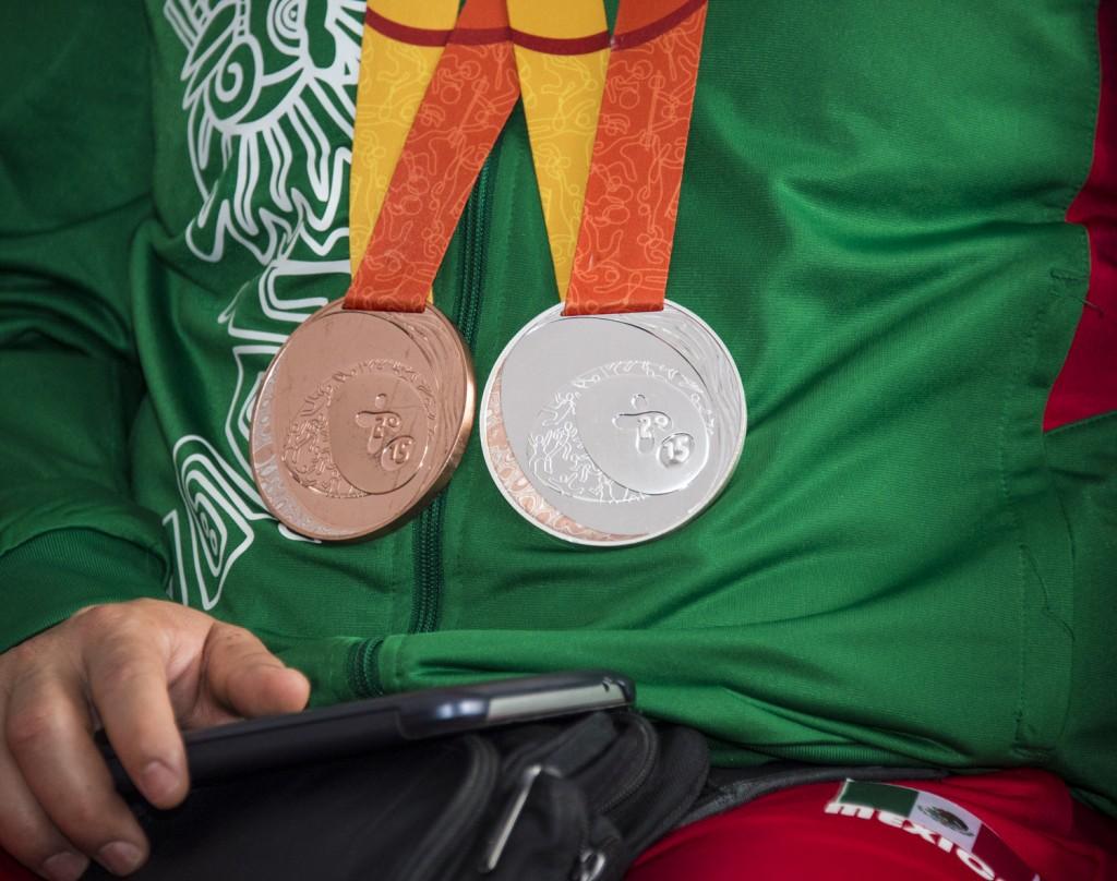 Ganadores de los Juegos Panamericanos y Parapanamericanos de Toronto 2015.