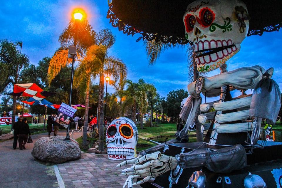 XXI Festival de Calaveras Aguascalientes (Foto: Secretaría de Turismo)