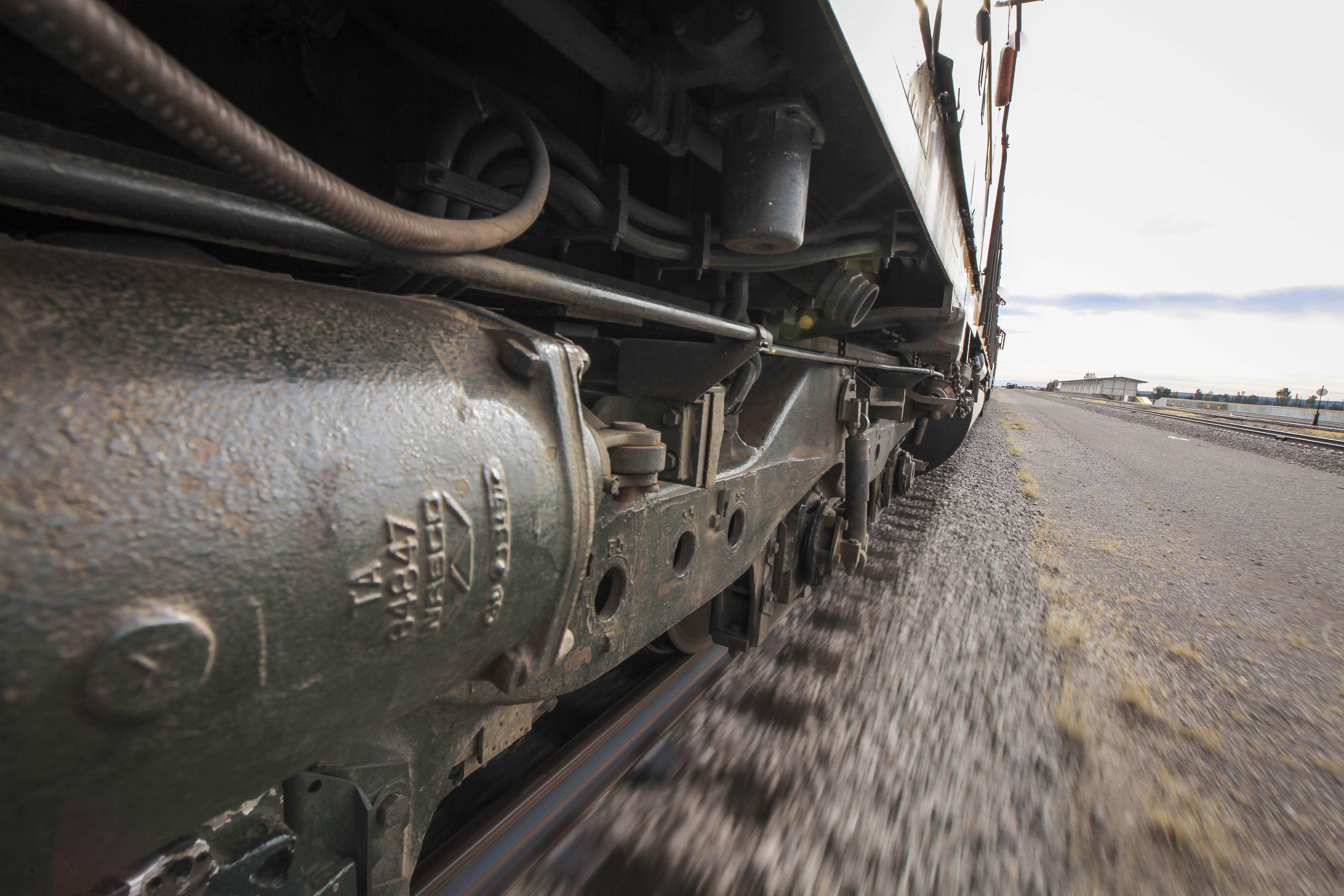 Día del Ferrocarrilero (Foto: Presidencia de la República)