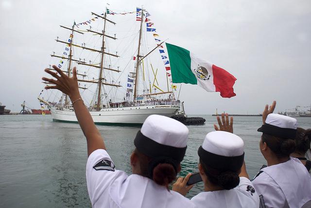Día de la Armada de México (Foto: Presidencia de la República)