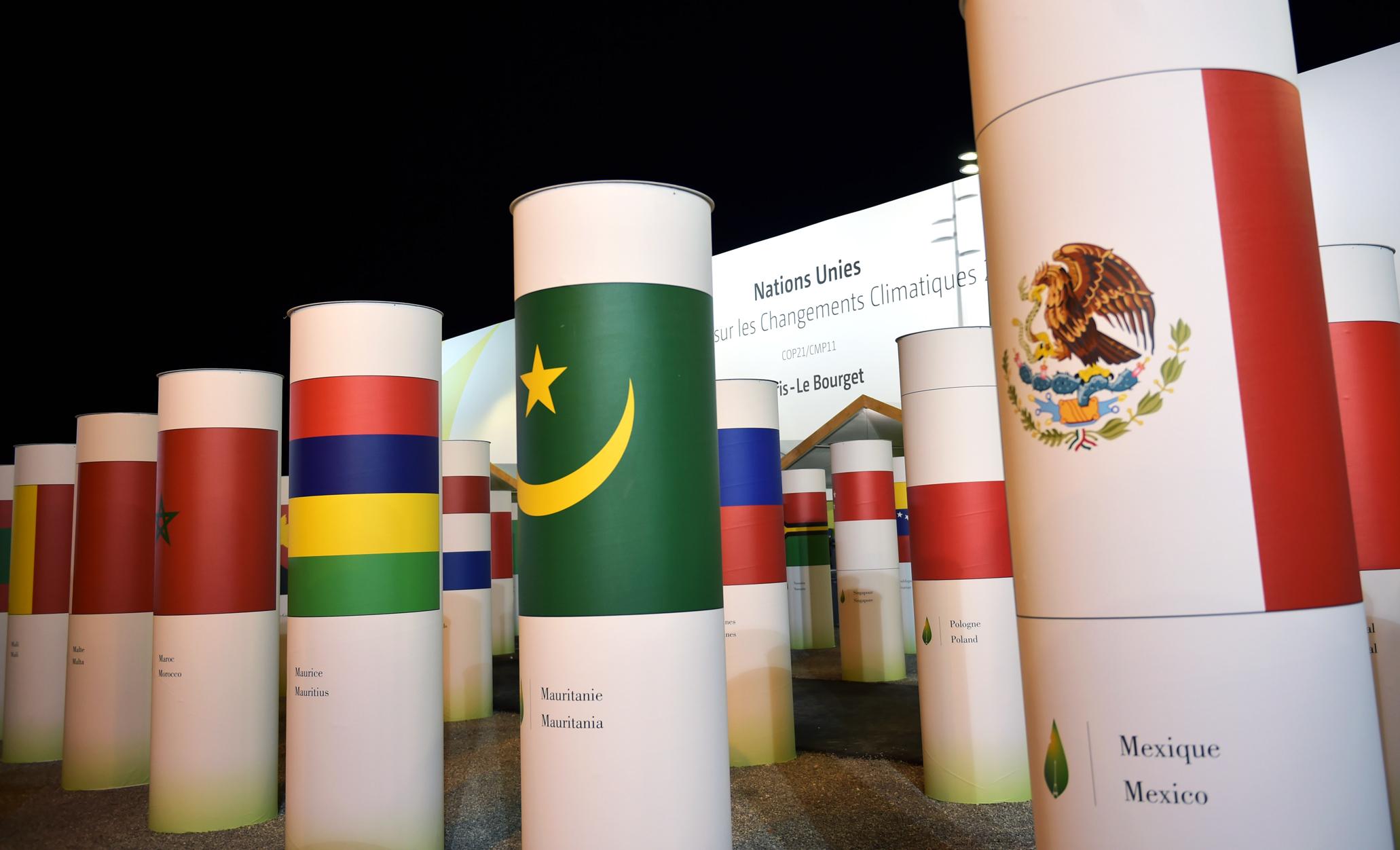 México en la #COP21 #MéxicoGlobal (Foto: Presidencia de la República)