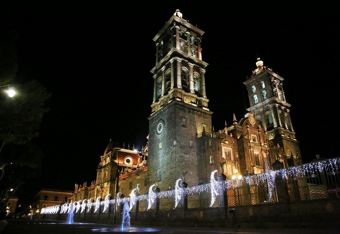 #NuestroMéxico: Puebla. Puebla, invierno 2014. Foto: Turismo Puebla