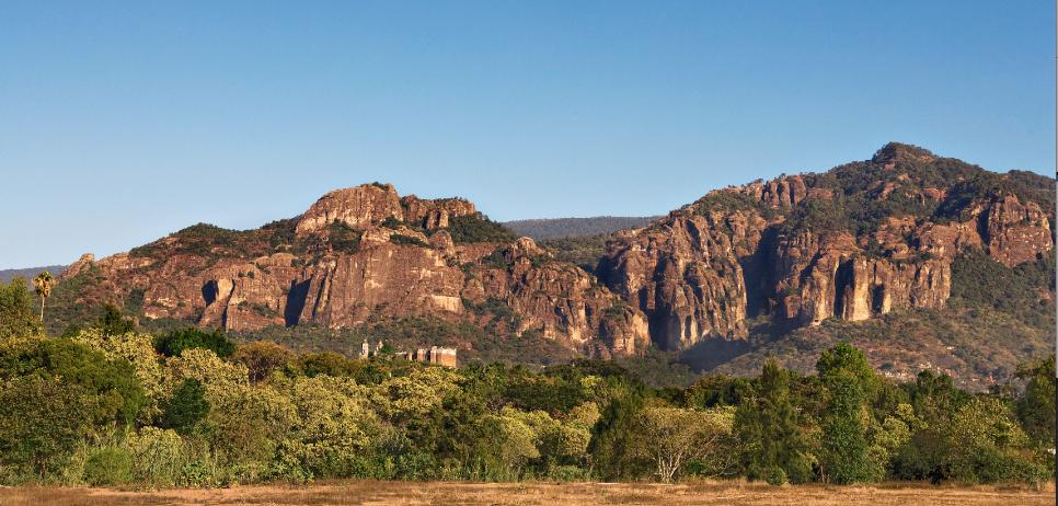 Parque Nacional El Tepozteco (Foto: Consejo de la Promoción Turística de México)