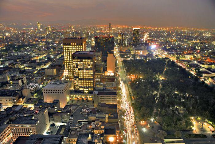 Ciudad de México, Ciudad Capital (Foto: Consejo de la Promoción Turística de México)