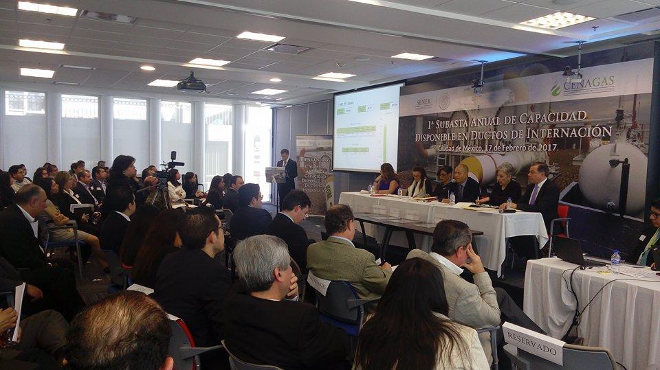 Cenagas adjudic el 29 2 de la capacidad disponible en - Centro nacional del vidrio ...