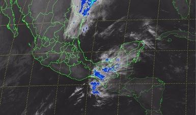 Se prevé tiempo inestable en el norte y el noreste de México, debido al frente frío número 29 y la Octava Tormenta Invernal