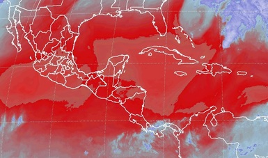 Se prevén condiciones meteorológicas estables en México con lloviznas en zonas de Tamaulipas, Veracruz, Oaxaca y Chiapas