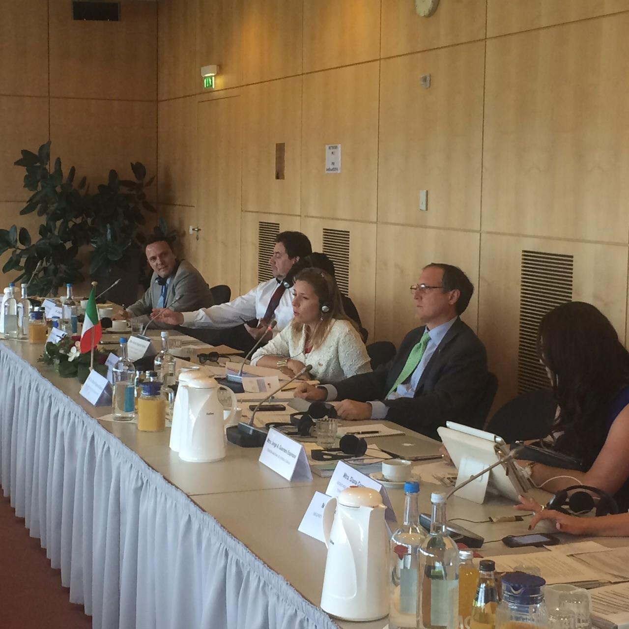 Paloma Silva destacó que México es el único país que está implementando las acciones NAMA y con ello, se convierte en un ejemplo internacional.