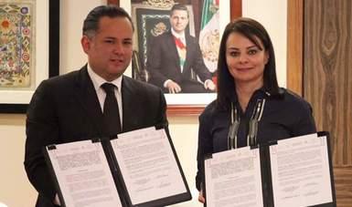 Firman FEPADE y CDI acuerdo para prevenir los delitos electorales