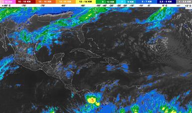 Se pronostican tormentas fuertes en Chihuahua, Coahuila, Nuevo León, Tamaulipas, Estado de México, Hidalgo y Puebla
