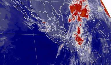 Se prevén tormentas intensas en Tabasco y Chiapas