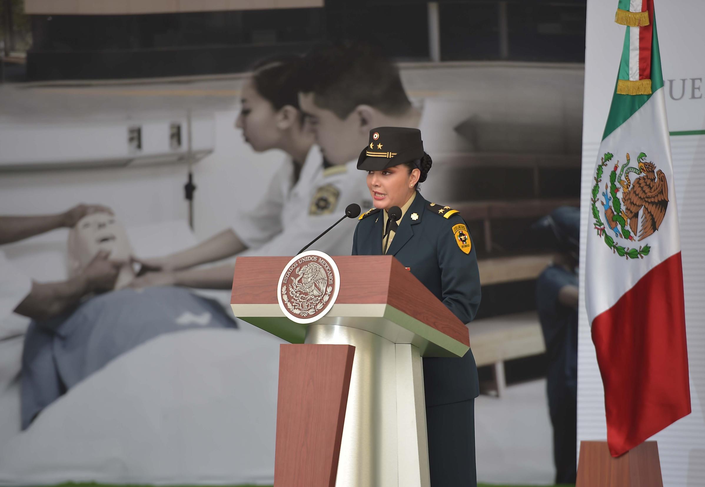 Palabras de la Teniente Coronel Enfermera Elia Sánchez Hernández ...
