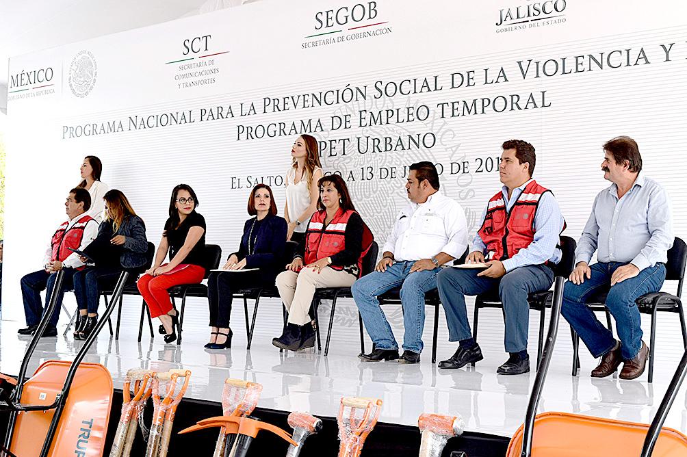 Ampliará SCT presupuesto del PET en el estado de Jalisco