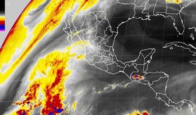 Ambiente caluroso y seco se prevé para la noche de hoy y mañana martes en gran parte de México.