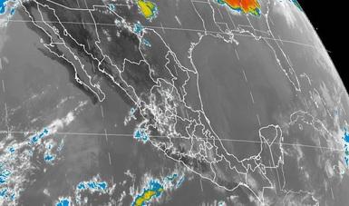 Se prevé ambiente seco y cálido en la mayor parte de México.