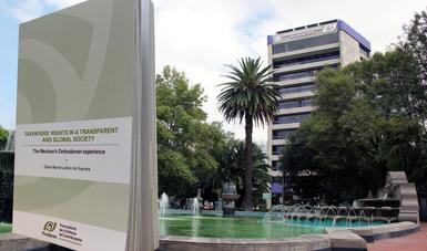 BOLETÍN DE 004/2017 Ante el interés de la comunidad internacional: PRODECON da a conocer obra sobre la experiencia del ombudsman mexicano