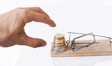 Alerta Condusef por falsos préstamos