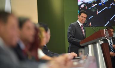 """""""Hago votos porque a través del diálogo de buena fe, Venezuela recupere muy pronto y a plenitud el orden democrático"""": EPN"""