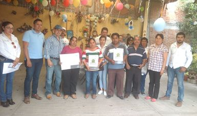 Entrega de Escrituras en Cuautitlán Izcalli