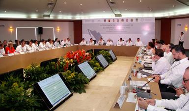 ANM: Inaugura 4a Reunión del Mecanismo de Coordinación Regional Zona Sur-Sureste