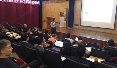 """CENAM-Polytec, Seminario Técnico y Taller El pasado 28 de marzo de 2017 se llevó a cabo el seminario """"Dinámica Estructural y Manufactura"""" en las instalaciones del Centro Nacional de Metrología (CENAM)."""